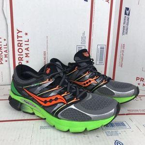 Saucony Mens Zealot Sneakers S20269-3 Size 10